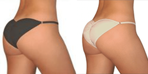 culotte bresilienne remonte fesses push-up